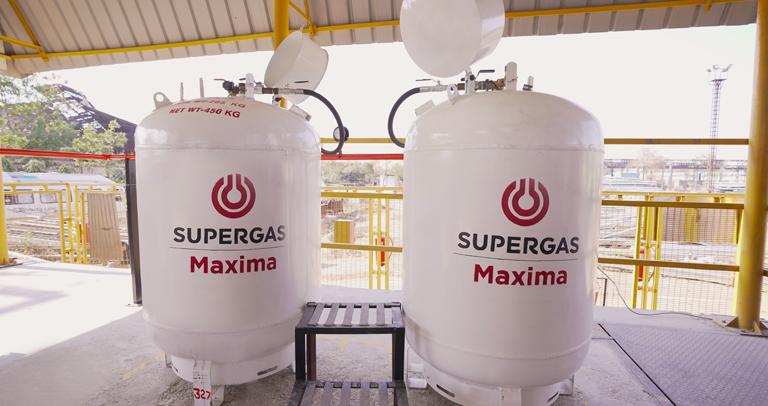 SUPERGAS Maxima Cylinder