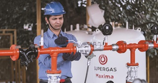 Energy Switch Process LPG for Industry