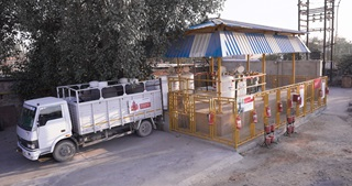 LPG Supply for Industries
