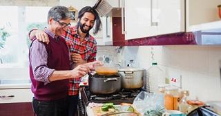 LPG -  benefits of cooking