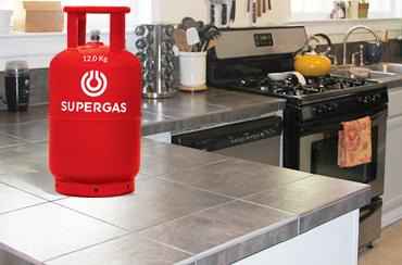 12Kg LPG Cylinder for Home