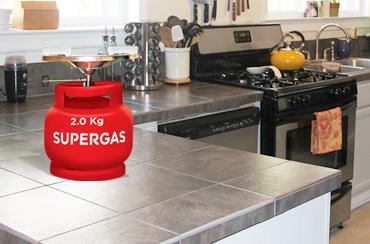 2Kg LPG Cylinder for Home