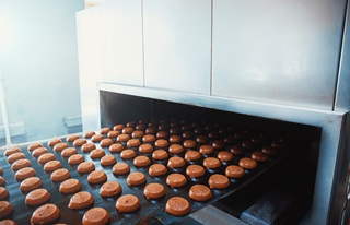 Biscuit Baking Application