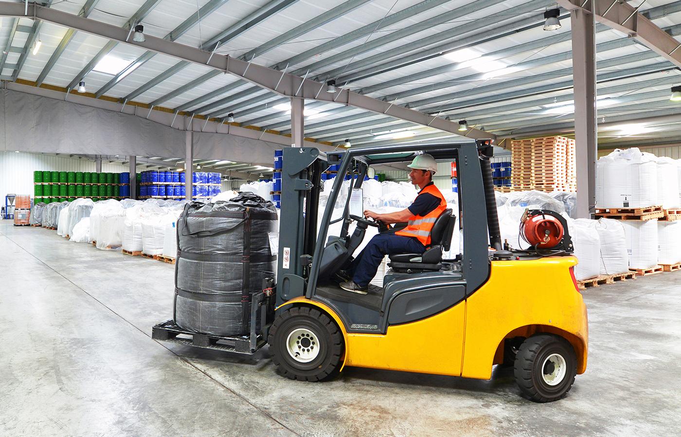 LPG for Forklift