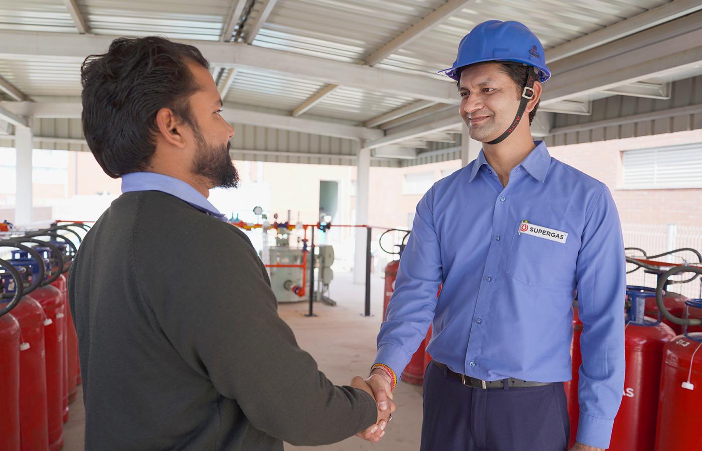 LPG Conversion Assistance